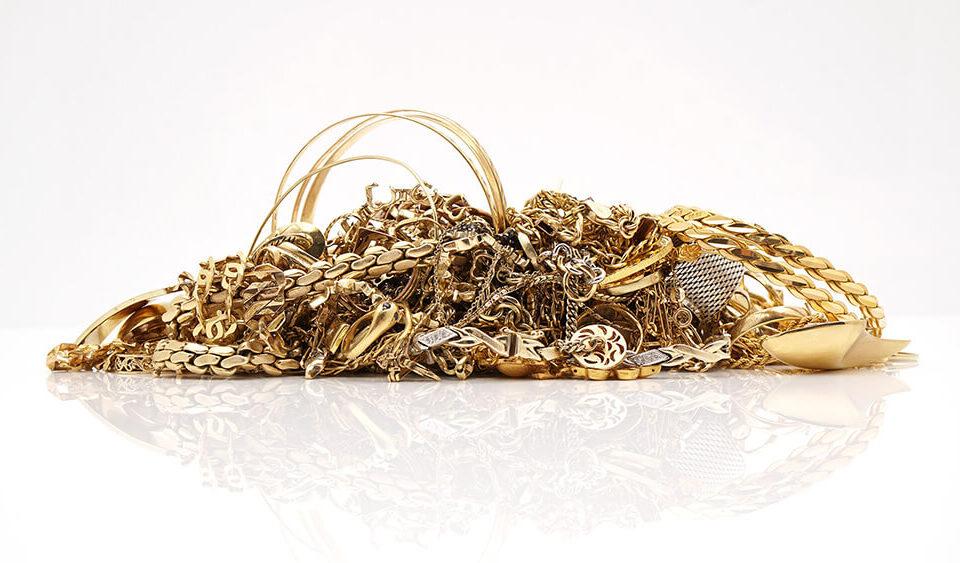 Gold 585 Ankauf - 14 Karat Gold verkaufen