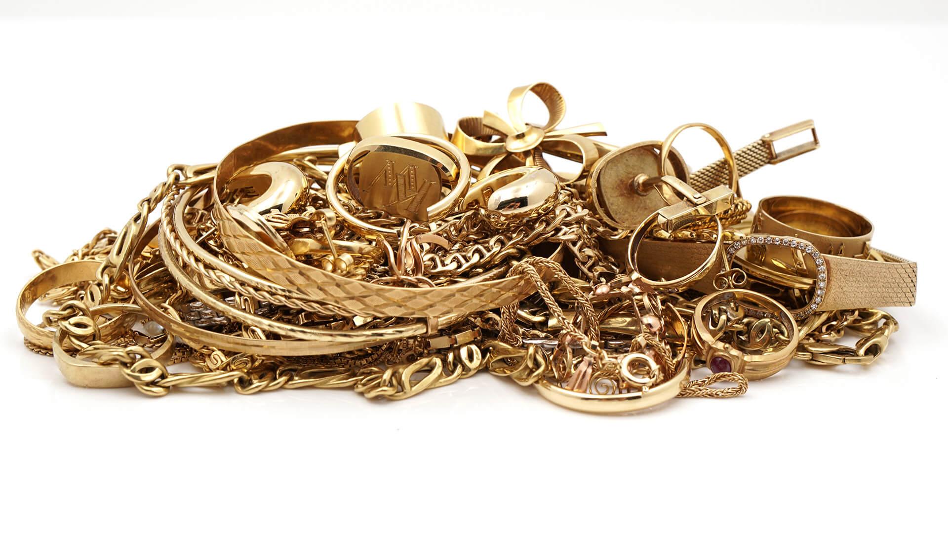 750 Gold verkaufen - 750 / 18 Karat Gold Ankauf - Simply Way