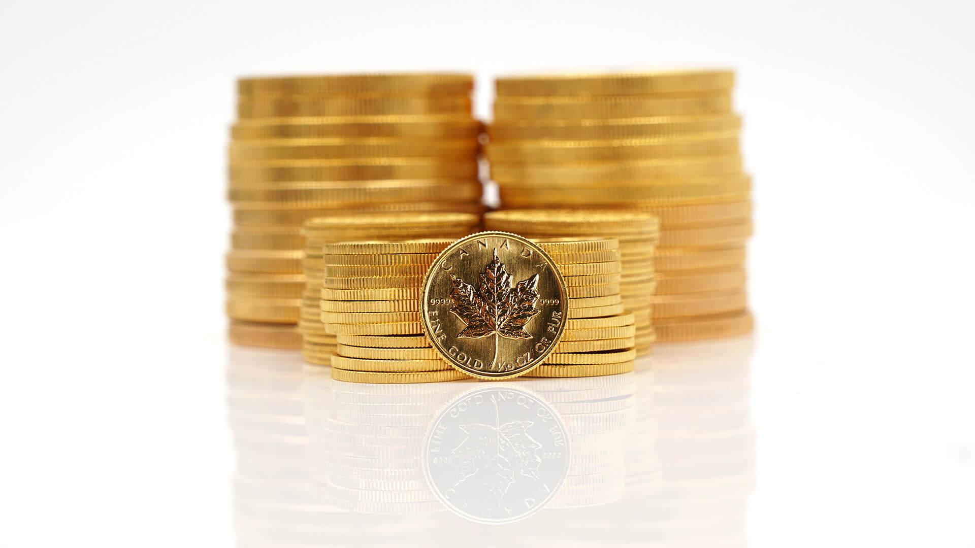 was ist meine goldmünze wert - wo goldmünze verkaufen