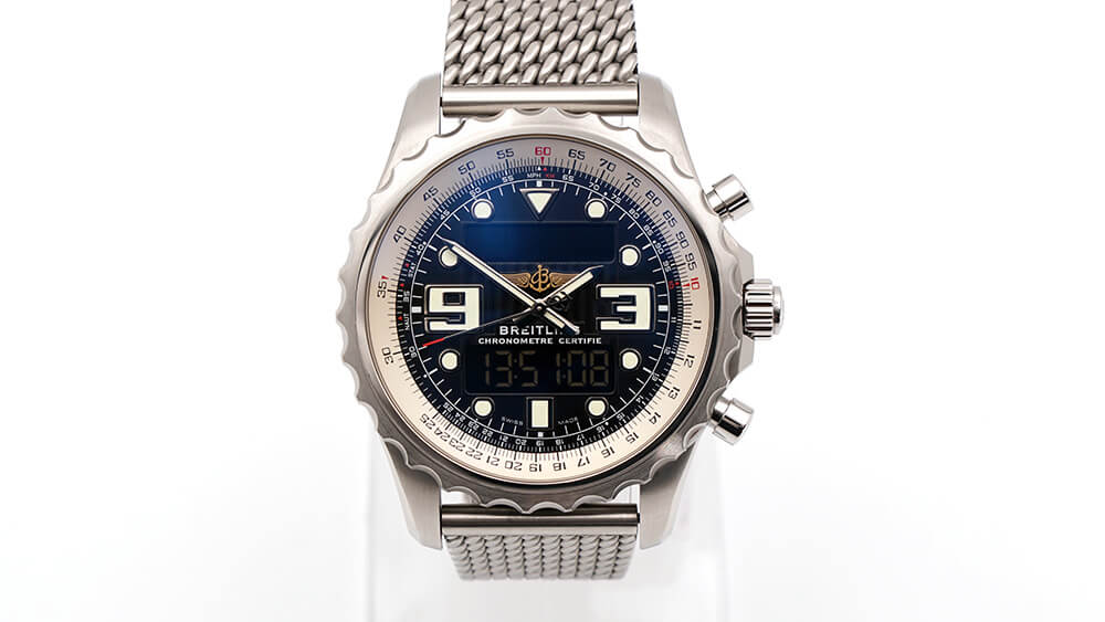 breitling chronograph verkaufen - breitling chronograph ankauf