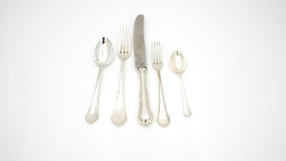 Silberbesteck verkaufen – silberbesteck ankauf – tafelsilber