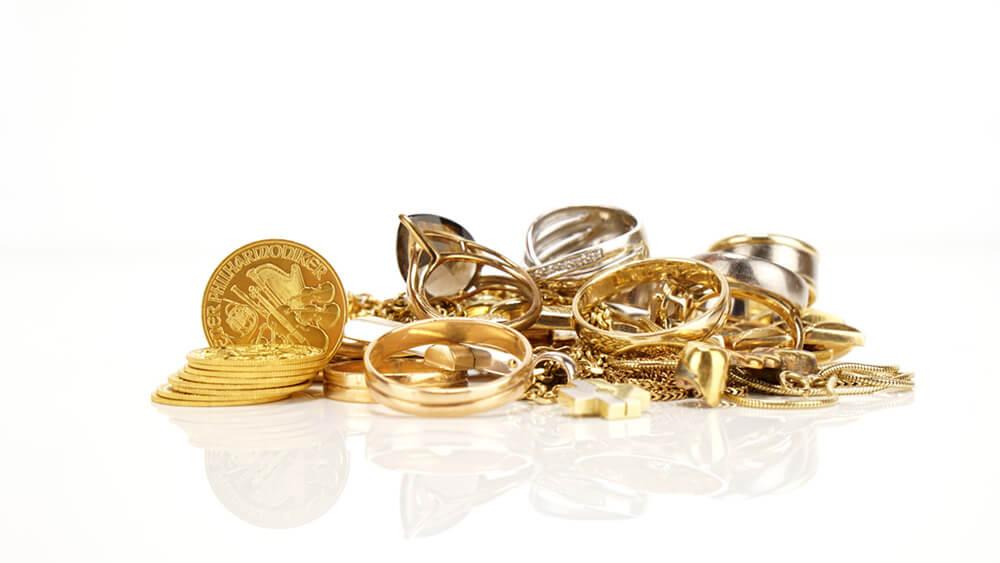 wo kann man gold verkaufen