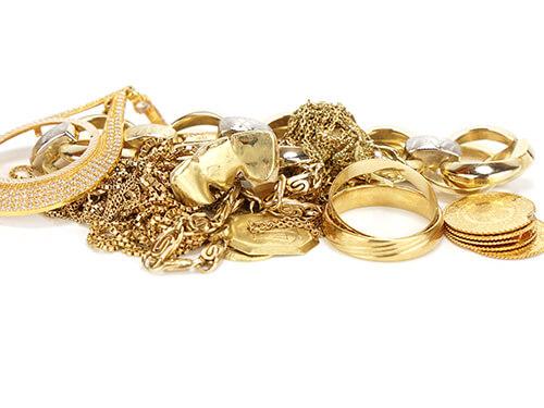 Altgold verkaufen - Bruchgold Ankauf