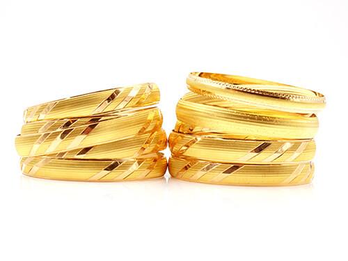 Armbänder – Armreifen – Goldarmband verkaufen