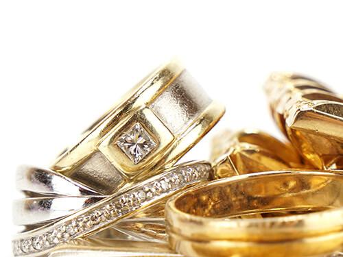 Goldschmuck verkaufen - Goldschmuck Ankauf