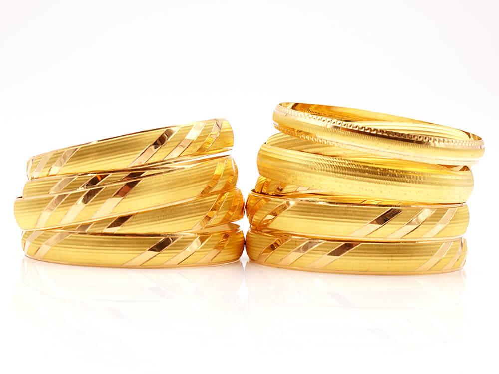 916er 22 Karat Gold verkaufen - Goldankauf