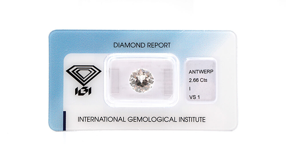 Losen Diamant verkaufen - diamant verkaufen
