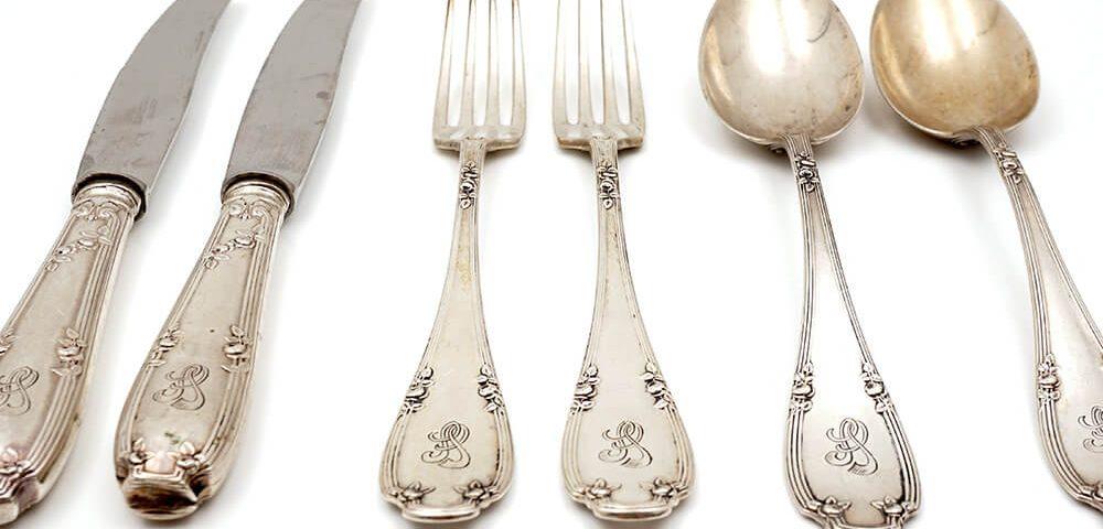 Silberbesteck verkaufen - silber besteck verkauf