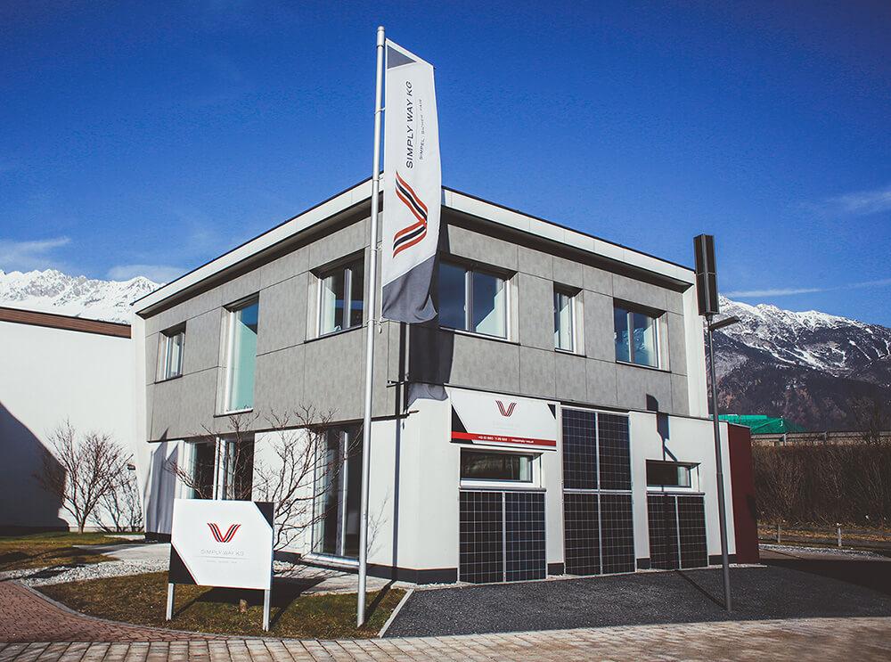 Simply Way KG Filiale Innsbruck