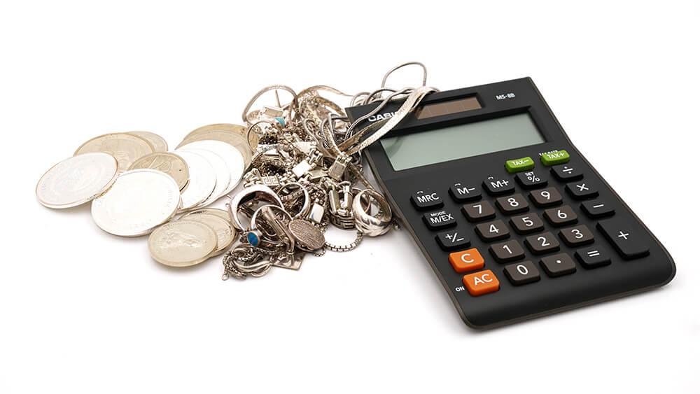Silberrechner – Silber ankauf Rechner
