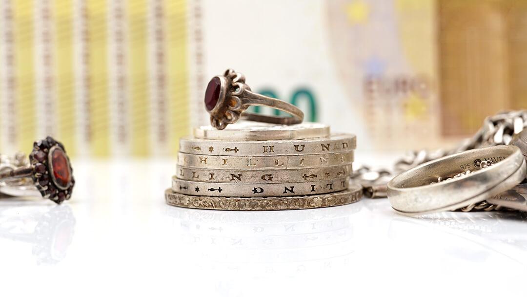 Silberpreis in Euro