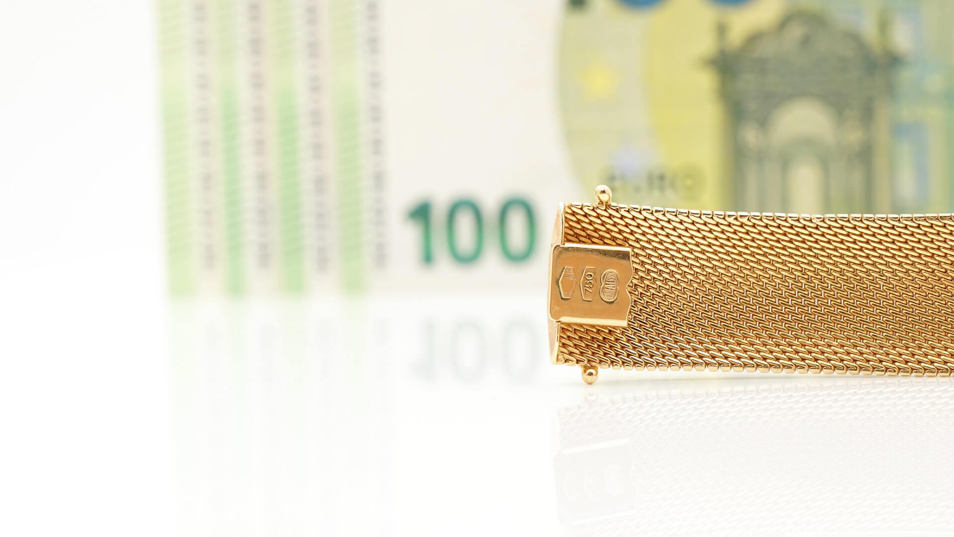 750 Gold Preis im Ankauf Verkauf - 750er Gold Wert pro Gramm