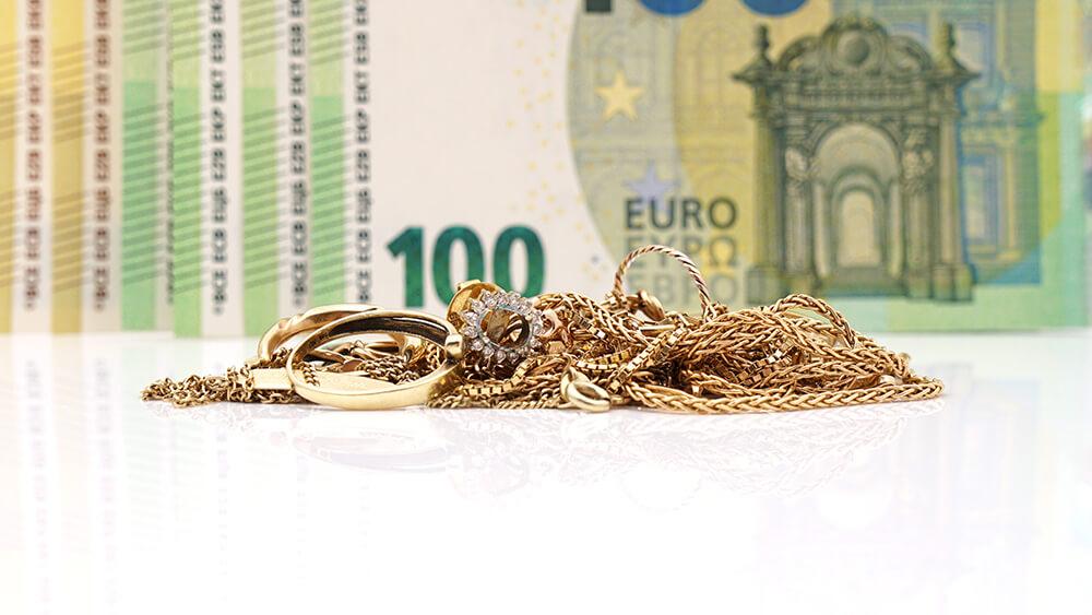 Bruchgold Preis Ankauf - Bruchgold Preise Verkauf